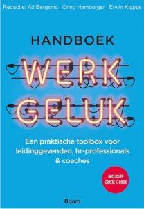 Omslag Handboek Werkgeluk