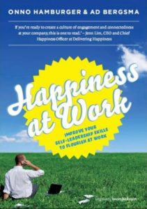 Cover book Happines at Work