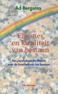 Omslag boek Emoties en Kwaliteit van Bestaan