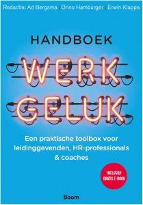 Het uitkomen van het Handboek Werkgeluk is de aanleiding voor het geven van deze workshop over het rendement van werkgeluk en levensgeluk